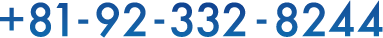 +81-92-332-8244
