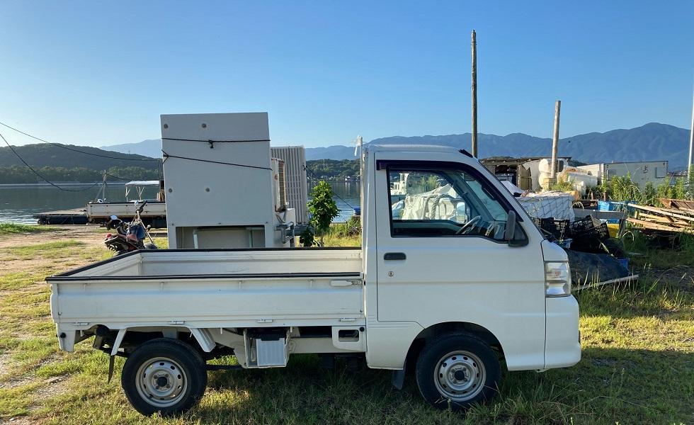 03軽トラック